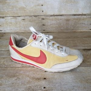 Nike Mach Runner Leather Tennis Shoes 8½